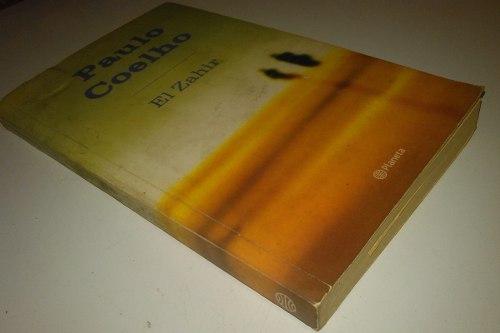 Articulo X -escojes 3 Pagas 2 - Libro El Zahir P. Coelho