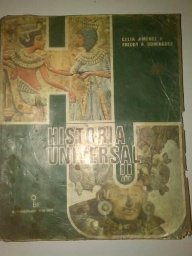 Articulo X -escojes 3 Pagas 2 - Libro Historia Universal