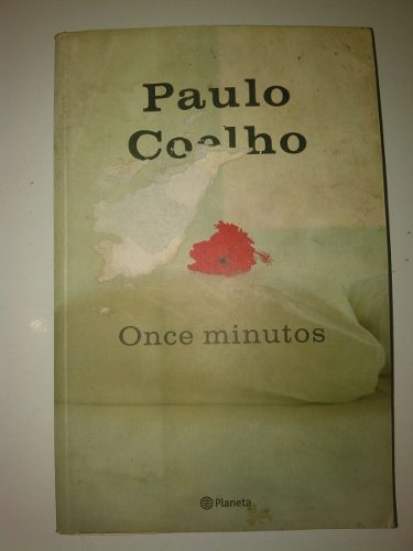Articulo X -escojes 3 Pagas 2 - Libro Once Minutos P. Coelho