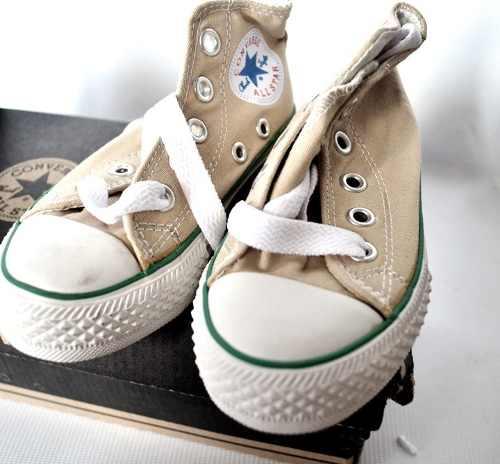 Zapatos Converse All Star Para Niños Varios Colores
