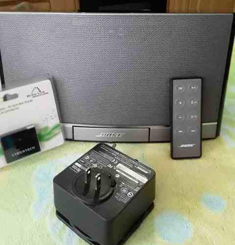 Corneta Bose Sounddock Portable Digital Music System