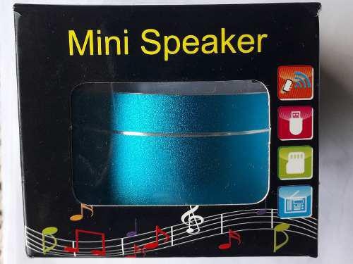 Corneta Mini Speaker Bluethooth Portatil Recargable