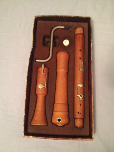 Flauta Hohner Con Llaves