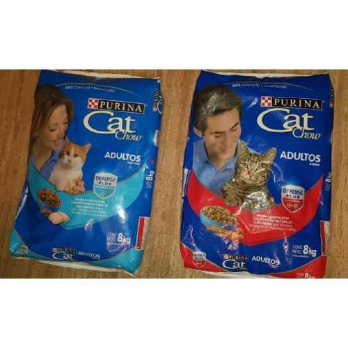 Gatarina Cat Chow