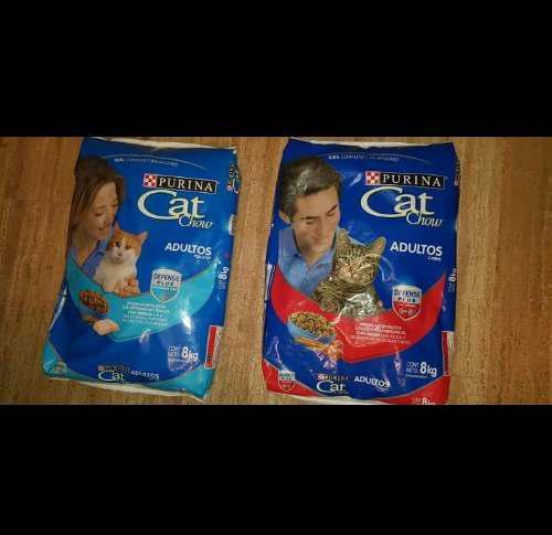 Gatarina Cat Chow Se Vende Por Kg