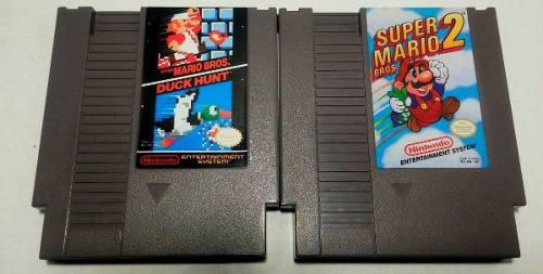 Juegos Nintendo Nes Super Mario Bross/ Super Mario Bross 2