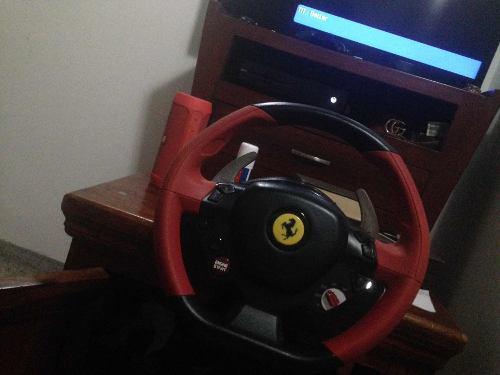 Xbox One Con Volante