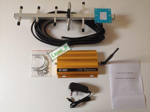 Amplificador De Señal Movil 900mhz Digitel Con Yagi 2g Y 3g
