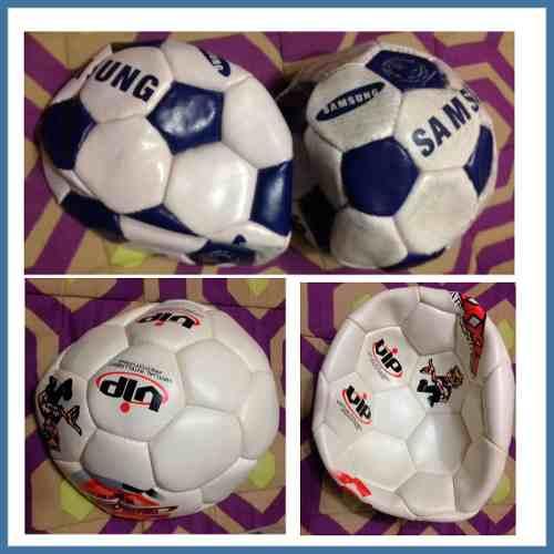 Balones De Futbol Y De Basquet
