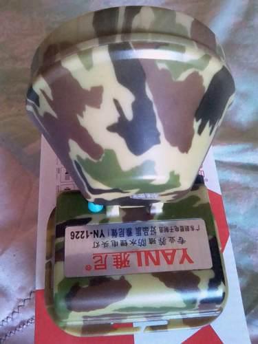 Lampara Linterna Yani 1226 Original 5 Remache Igual A 7122