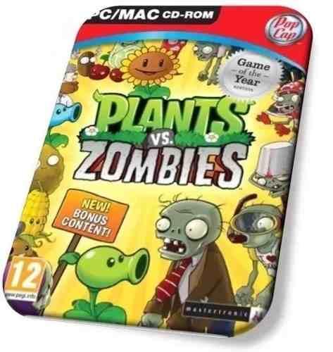 Plantas Vs Zombies Juego De Pc Digital