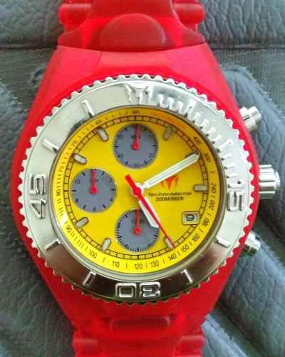 Reloj Technomarine Sport Cruise 40mm Original.