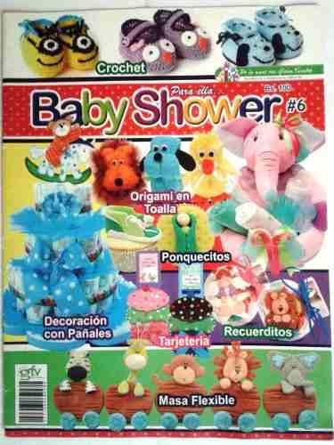 Revista De Manualidades Para Baby Shower Con Patrones