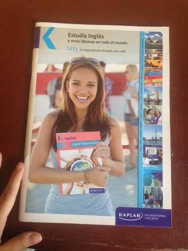 Revista Educativa Ingles Kaplan International Collages