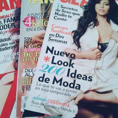 Revistas De Salud, Belleza, Entretenimiento Y Feng Shui