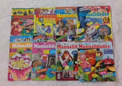 Revistas Todo En Manualidades (combo)