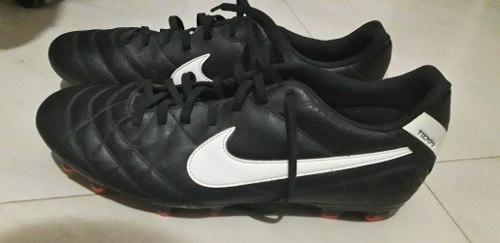 Tacos Nike Tiempo Para Futbol Campo
