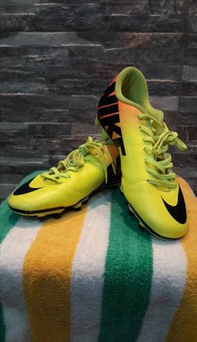 Zapatos De Tacos Cab. Para Fútbol Nike Mercurial