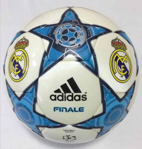 adidas Real Madrid Balon De Futbol Campo #5 Ss99