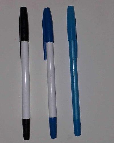 Bolígrafos De Plástico. Excelente Precio!!