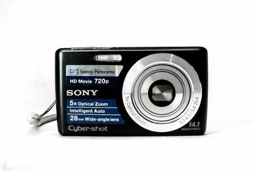 Camara Digital Sony 14.1 Mpx 5mpx Video 720p Hd Accesorios