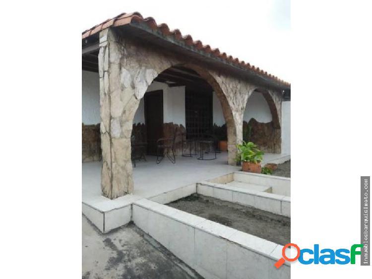 Casa Venta Urb. Valle Hondo Flex 19-122 GS