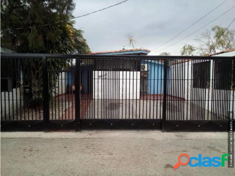 Casa en Venta en El Recreo Cabudare RAH: 19-7497