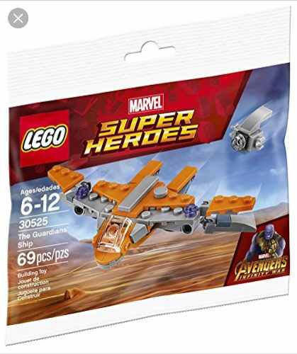 Lego  Avengers Infinity War Nave De Los Guardianes