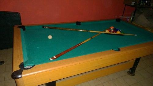 Mesa De Pool Semi Profesional