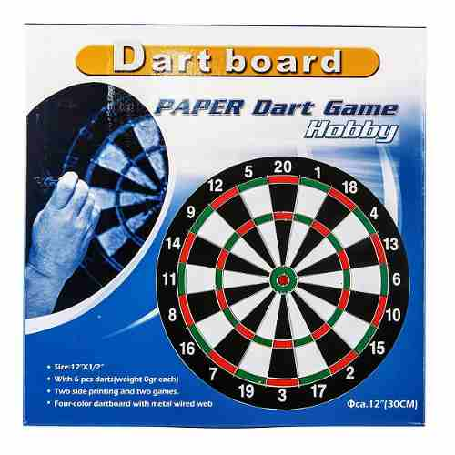 Tablero De Juego De Dardo Dart Board