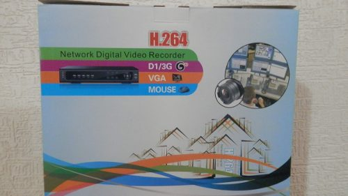 Video Digital Network Recorder H.264