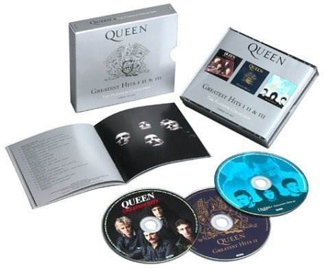 3 Cd Importados Queen Greatest Hits The Platinum Collection