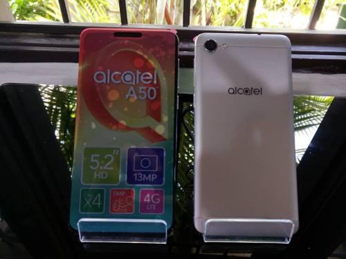 Alcatel A50 + 3 Meses De Garantía