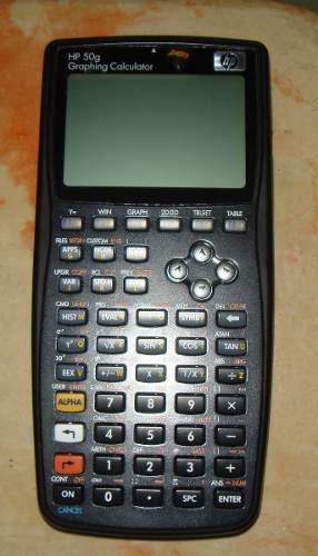 Calculadora Hp 50 G Como Nueva