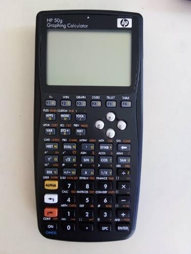 Calculadora Hp 50g Como Nueva