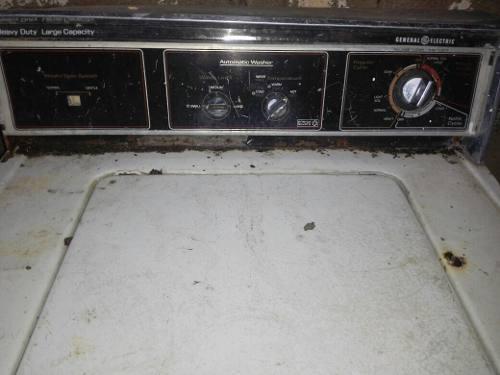 Lavadora General Electric Automatica Para Repuestos O Repara
