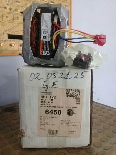 Motor De Lavadora General Electric Automatica