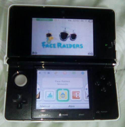 Nintendo Ds 3d Como Nuevo + R4