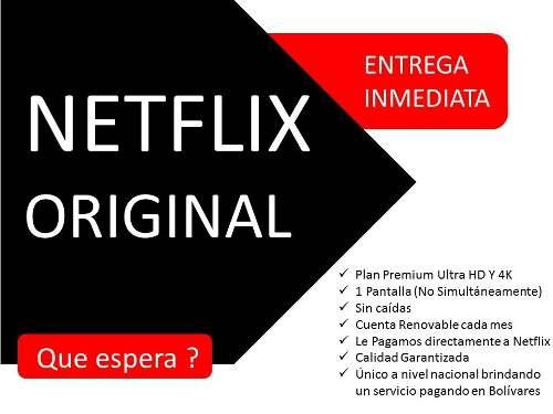 Cuente Netflix | Original | Cero Caída | Renovación