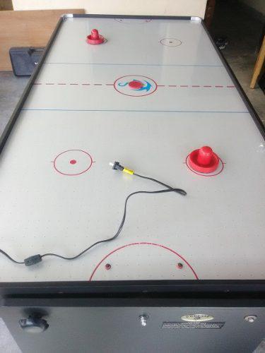 Excelente Mesa De Juegos 3 En 1 Pool Ping Pong