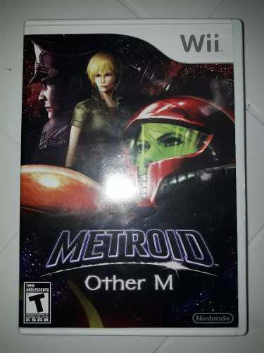 Juego Metroid Other M Para Nintendo Wii Original