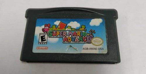 Juego Super Mario Advance 1 Para Game Boy Advance