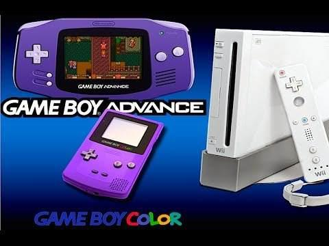 Pack 900 Juegos De Game Boy / Advance Wii