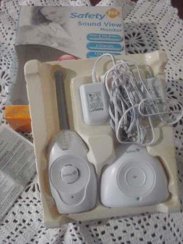 Radio Monitor Para El Cuarto Del Bebe Safety 1st