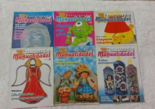 Revistas De Manualidades (combo)