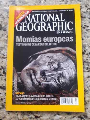 Revistas National Geographic Coleccion Completa 2007-2008