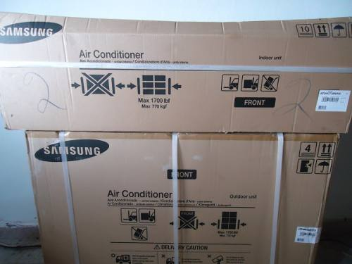 Samsung Aire Acondicionado Split 24mil Btu Nuevo