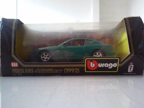 Carro De Coleccion Ferrari 455 Gt  Marca Burago
