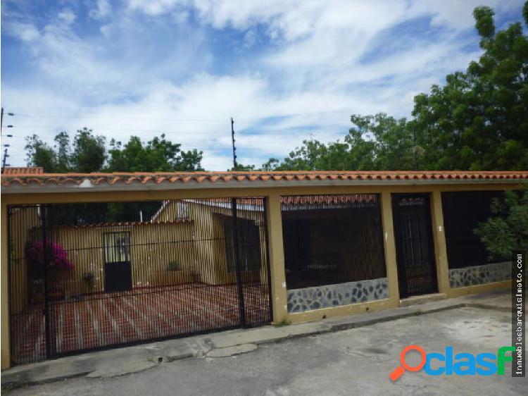 Casa Venta El Recreo Cabudare Flex 19-338 GS