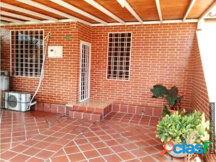 Casa Venta Plaza Jardin Cabudare Flex 19-336 GS